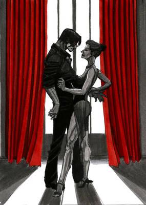 Behave yourself, dear vampire