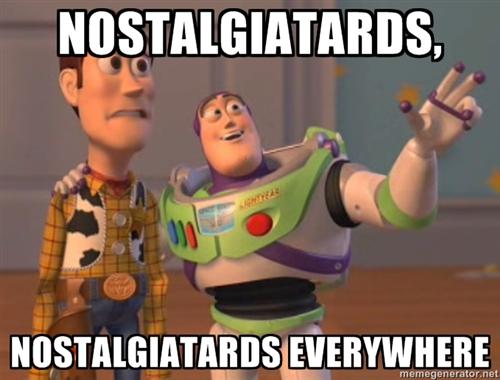 Nostalgiatards by Strangerswithcandy1