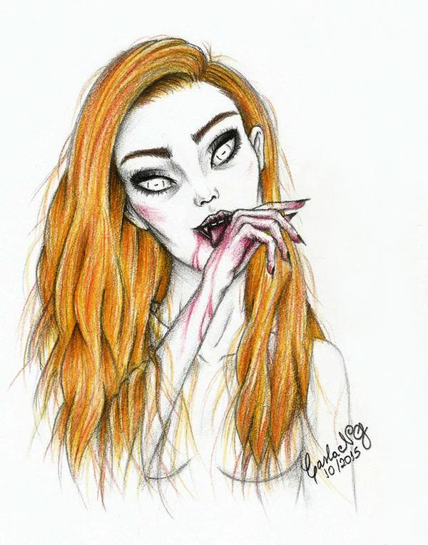 Agatha by carla-ng