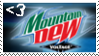 Blue Mountain Dew stamp by sodapoq