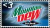 Blue Mountain Dew stamp by feraIigatrs