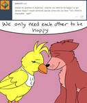 Ask Foxy and Chica 11