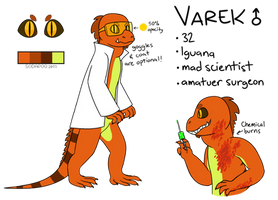Mad Scientist by feraIigatrs