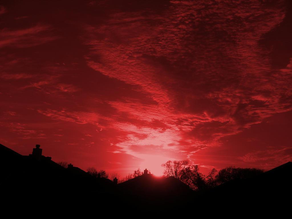 Red Sky by TrinitySage