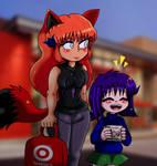 Paprika and Annaliese