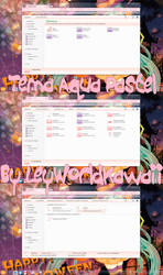 Tema IconPackager Aqua Pastel by leyfzalley