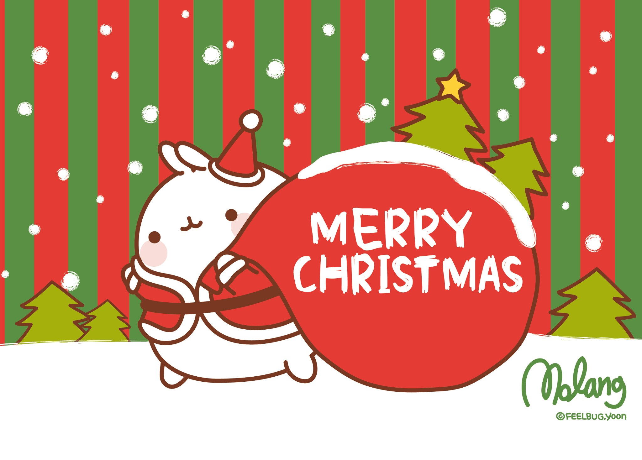 Merry Christmas Hello Kitty - Viewing Gallery