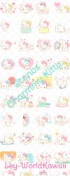 Iconos Charmmy Kitty by leyfzalley