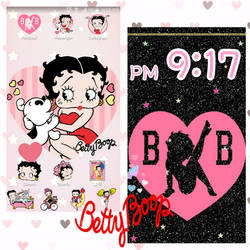 Betty Boop Pack by leyfzalley