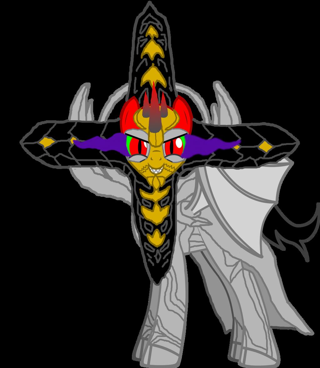 Black Cross King by Crisostomo-Ibarra