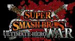 Super Smash Bros. Ultimate Hero War Logo