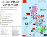 The Philippines Civil War (2015-2026)