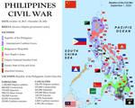 The Philippines Civil War (2015-2026)