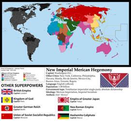 Alternate History - 'Merica