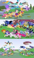My Little Pony Season 7 (2017) Fake Screenshots