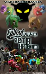 Fallout Equestria: Zeta Aftermath (Cover) by Crisostomo-Ibarra