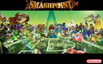 Super Smash Bros. Smashpoint - Poster