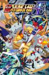 Chou Super Robot Wars AE - Poster