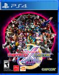 Namco X Capcom: Crisis (PS4 Cover)