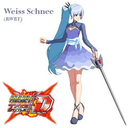 Super Project Cross Tag - Weiss Schnee