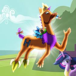 The True Princess of Equestria