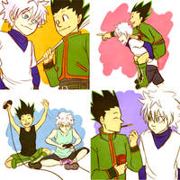 KilluGon by tylee-fan