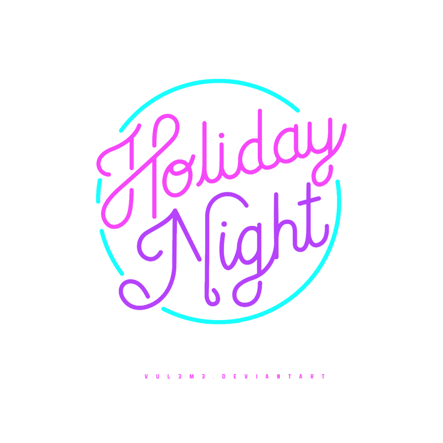 logogirls generationholiday night by vul3m3 on deviantart