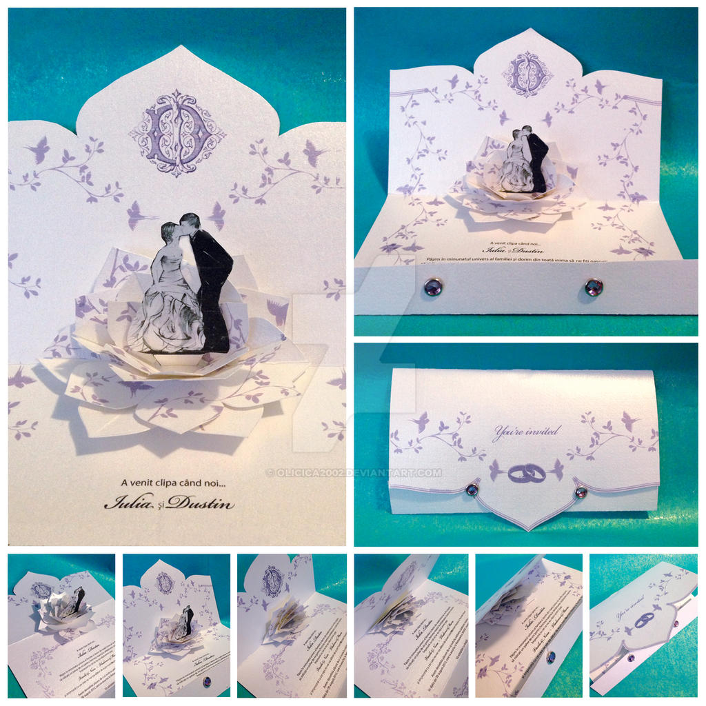 3d wedding invitations cards. 15 off on your wedding card 3d, Wedding invitations