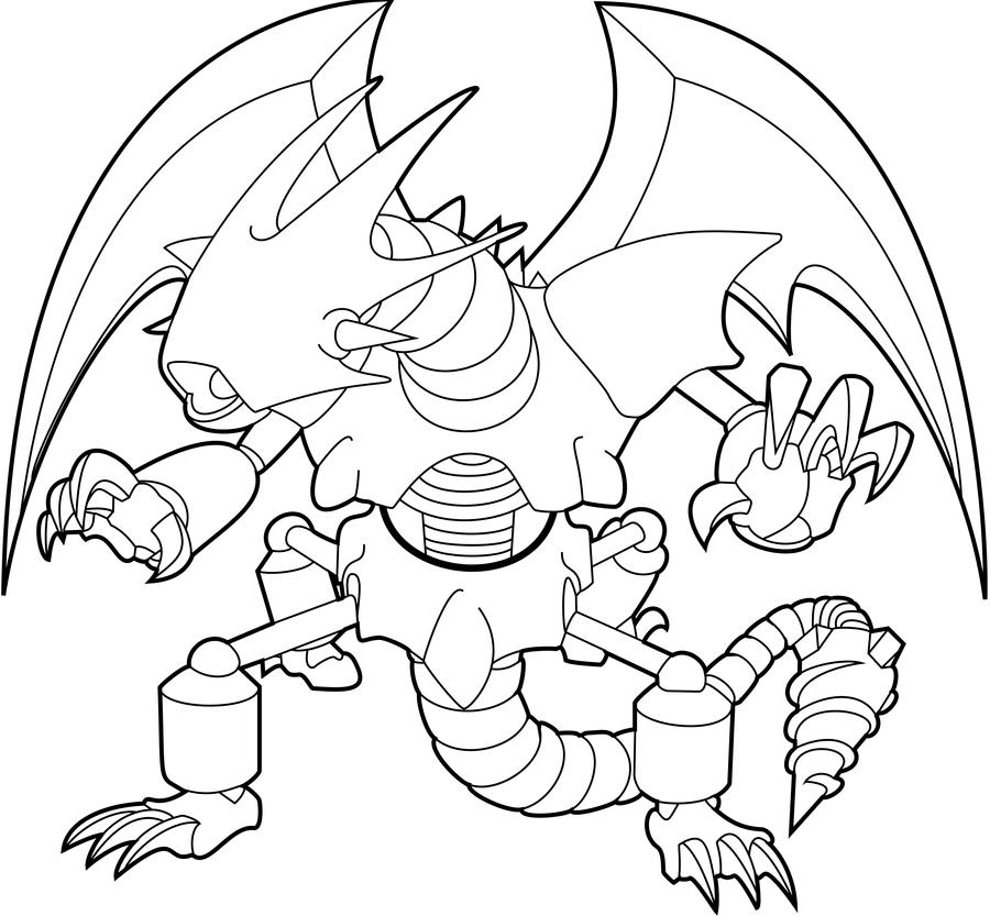 Line Drawing Monster : Unknown monster by reitrahc on deviantart
