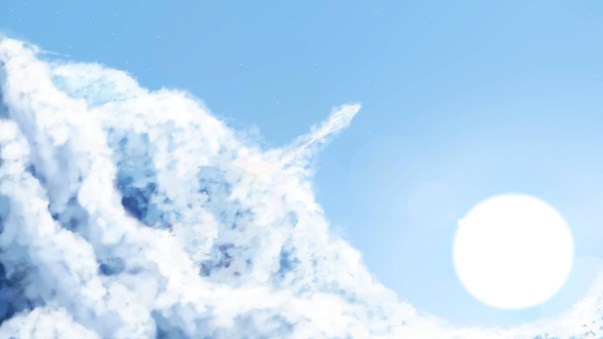 Cloud Bath by Kirr12
