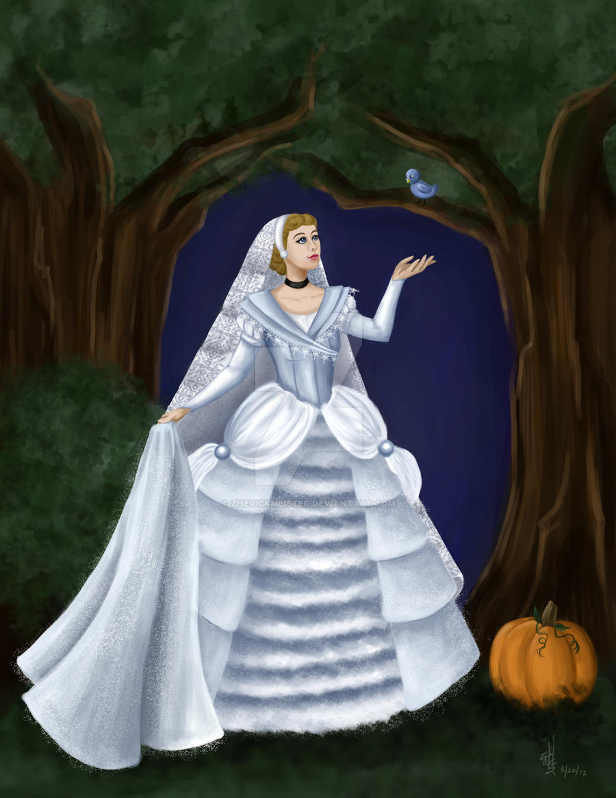 Wedding Dress Cinderella cinderella style wedding dress Wedding Dress Cinderella by ZheVickmeister Wedding Dress Cinderella by ZheVickmeister