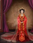 Wedding Dress: Mulan