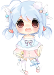cotton candy angel adopt [CLOSED]