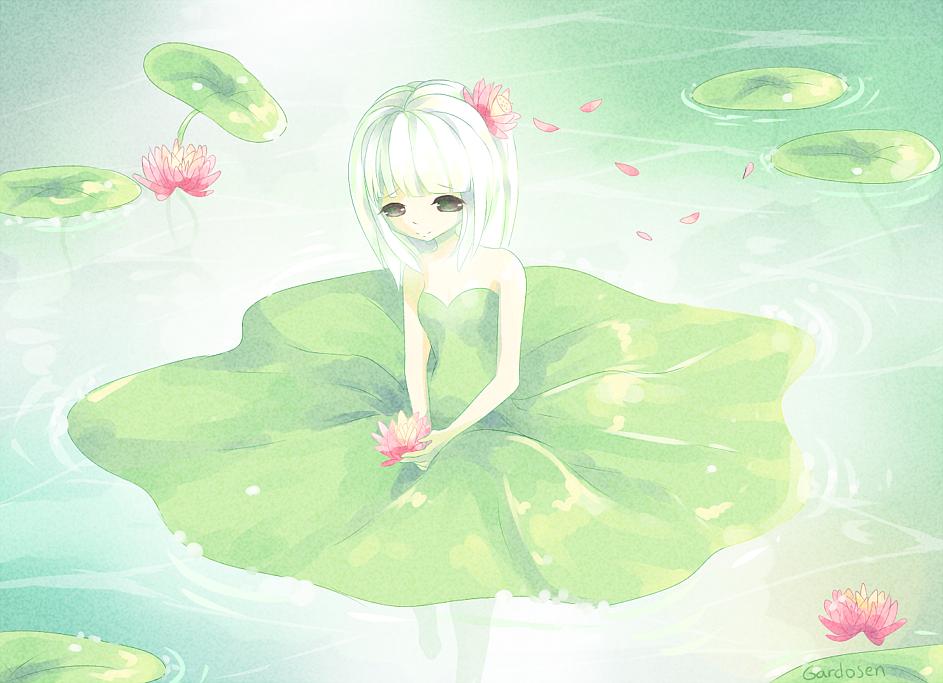 Lily Pad By Yoai On Deviantart