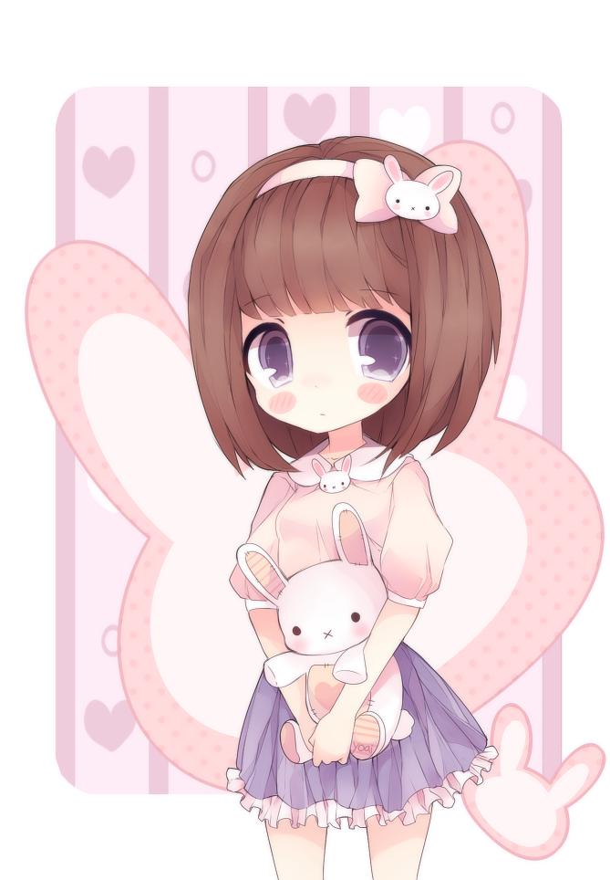 bunny hug by Yoai