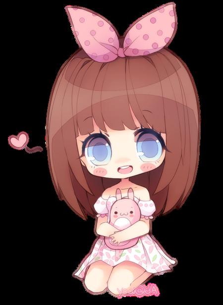 bunny bean by Yoai