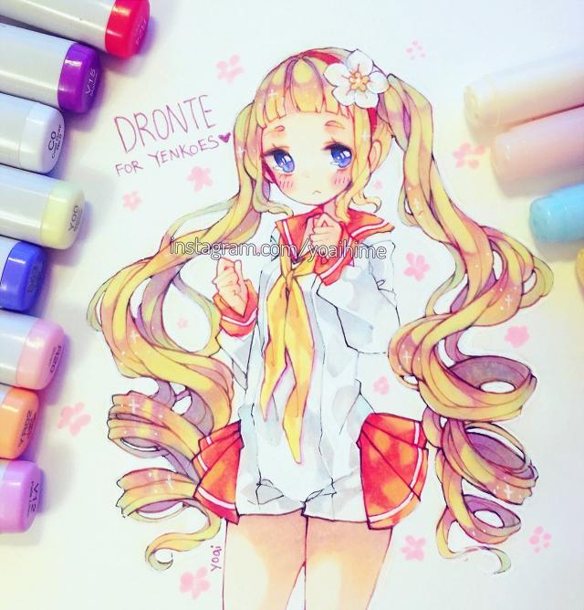 Dronte by Yoai