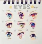 Anime Eye References 2
