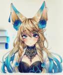 Cyan Fox