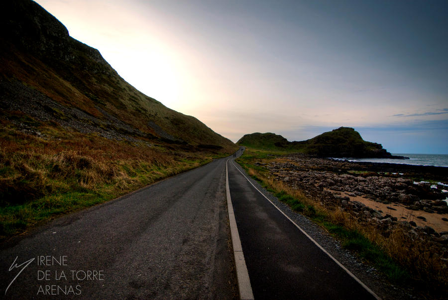 Giant's Causeway III by Inarita