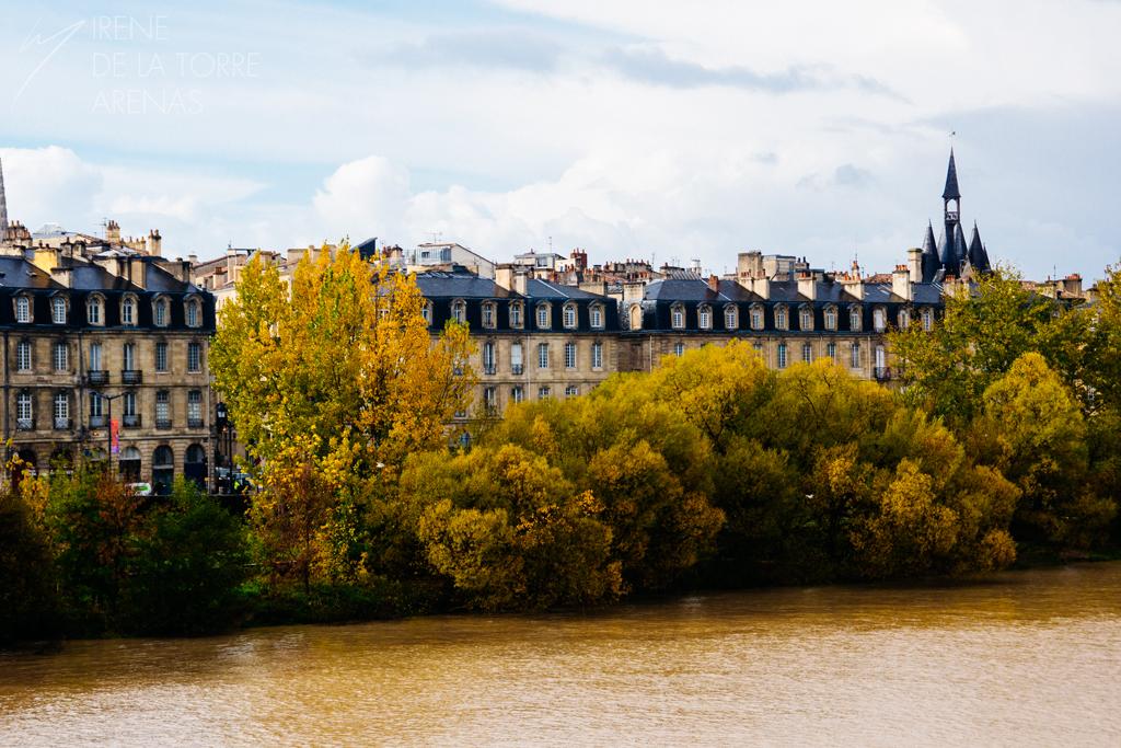 Bordeaux Riverside by Inarita
