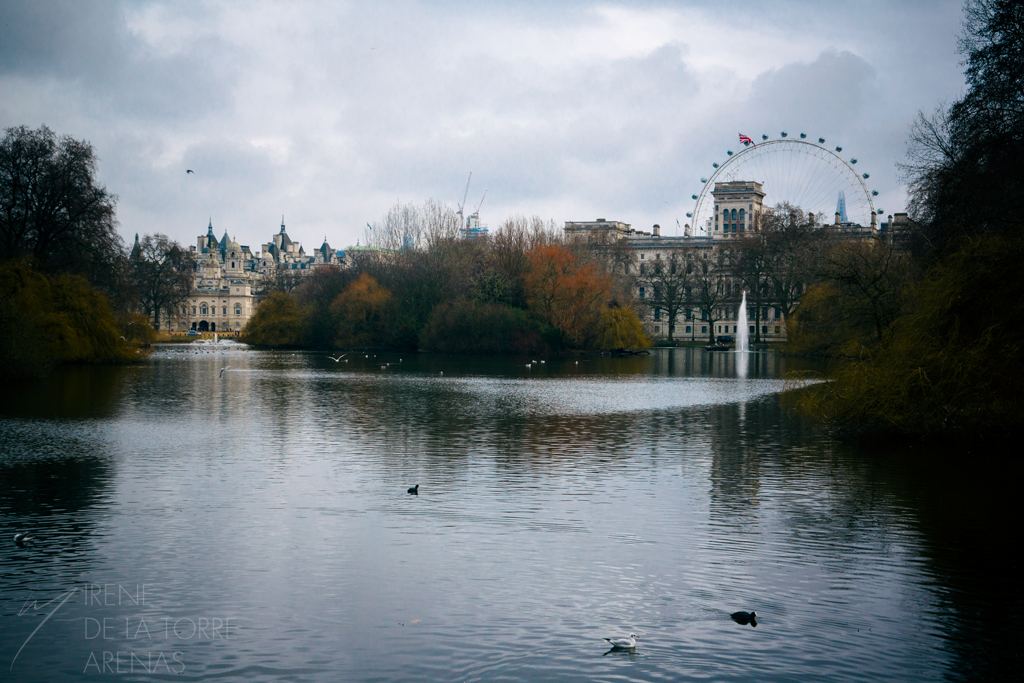 ST. James Park by Inarita