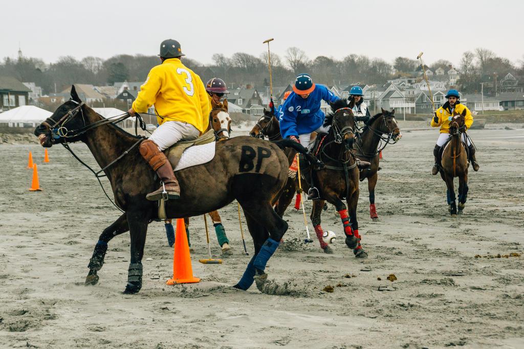 Newport Beach Polo