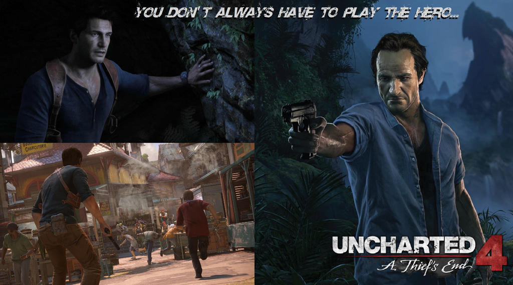 5 Reasons You Need To Play Uncharted 4: A Thief'-s End