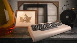 Retro computer C64