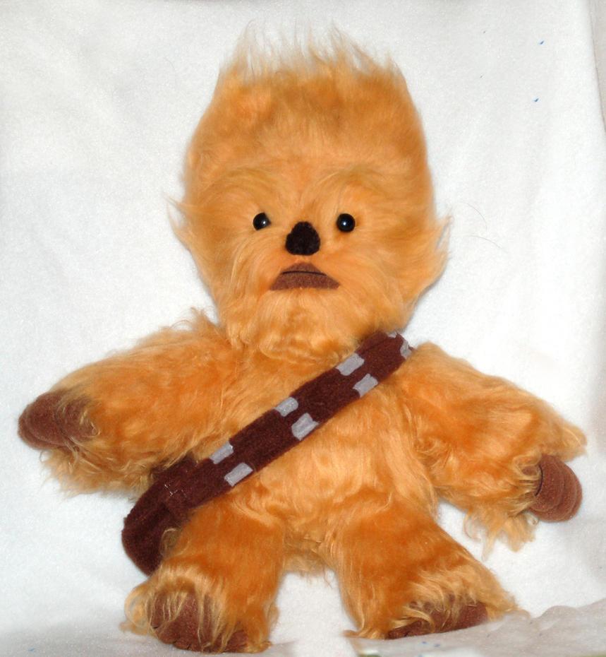 Tschubaka the Wookie by Greencherryplum