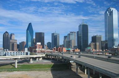 Goodbye Dallas by RadVolta85