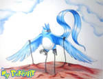 Chained Articuno V2