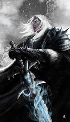 Arthas FanART GamesWeek