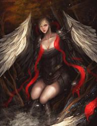 Angel Knight by trungvip99